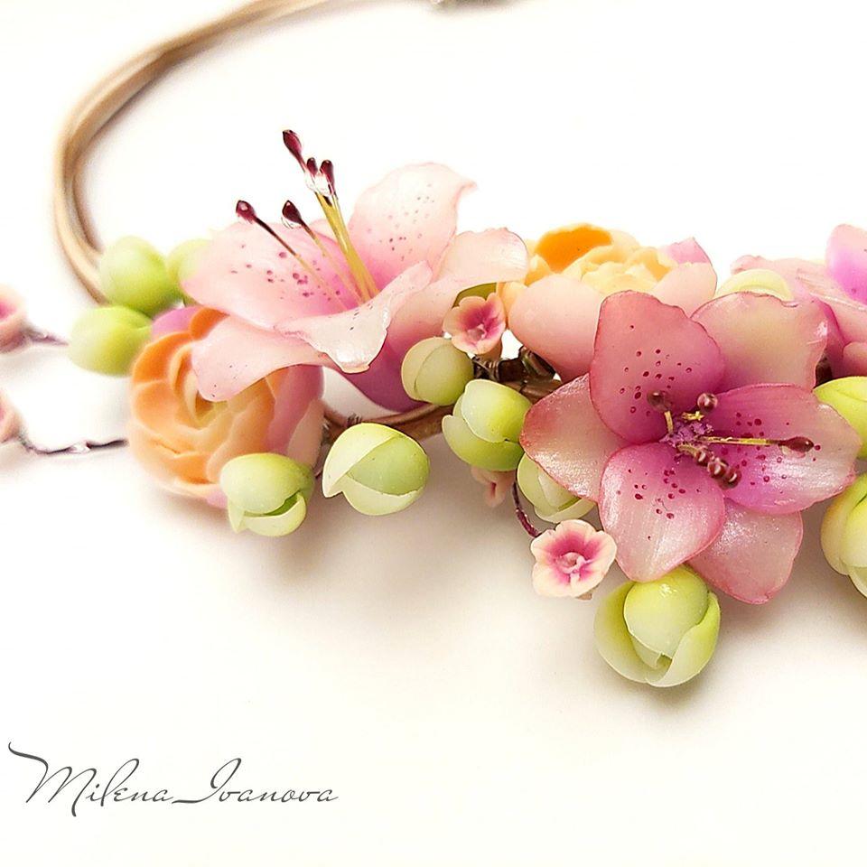 Jewelry by Milena Ivanova