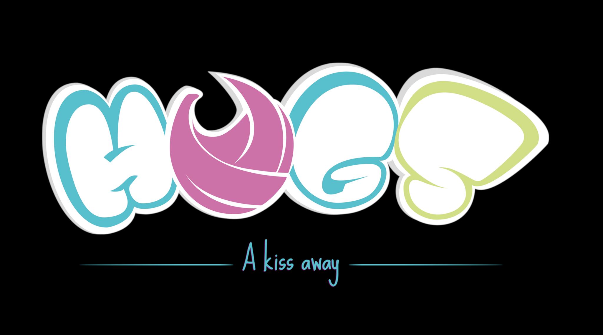 Hugs-A kiss away
