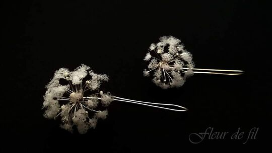 Fleur de Fil-handmade jewelry